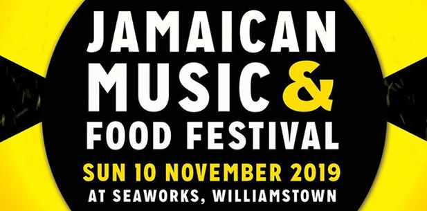Join Us At Jamaican Music & Food Festival