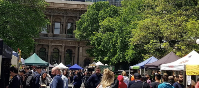 Melbourne University Farmers Markets