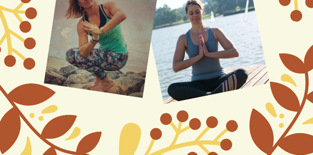 Moving with the seasons- Autumn- yin yang yoga workshop