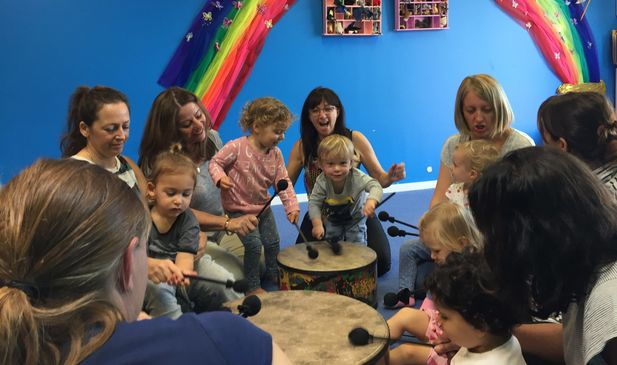 Pre-Instrumental Music Classes for 0-6yo