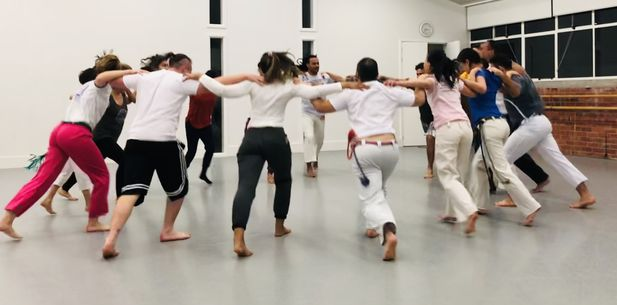Capoeira - Brazilian Martial Art