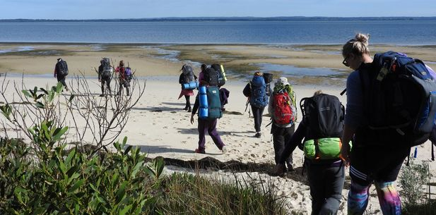 French Island Overnight – Grade 2, 21km Hike