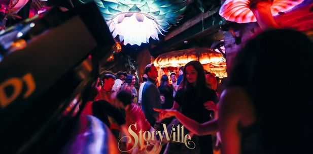 Friday Socials Party (Drink included), Social Event at STORYVILLE!