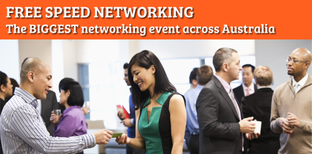 Free Speed Networking Event in Sydney