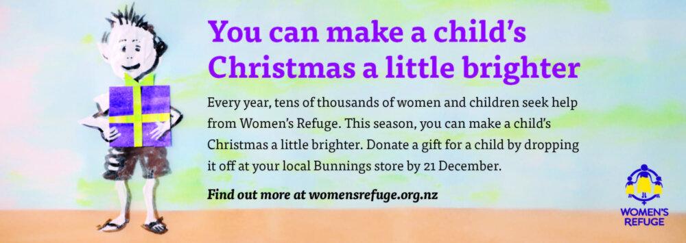Women's Refuge banner