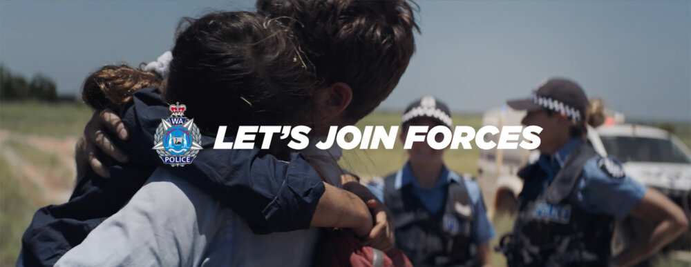 WA Police Join forces Header Image