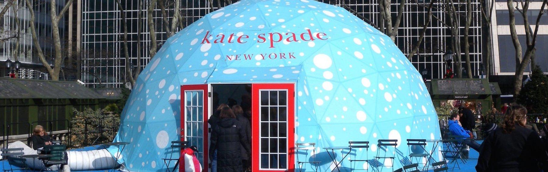 Kate Spade dome Bryant Pk jeh 1