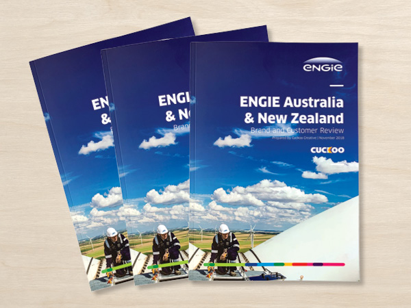 ENGIE Australia & New Zealand Customer & Brand Review