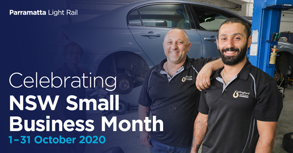 NSW Small Business Month