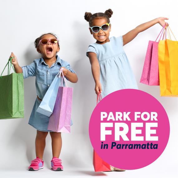 Park for free in Parramatta CBD until 30 June