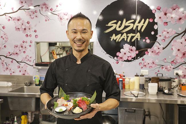 Sushi Mata business shot