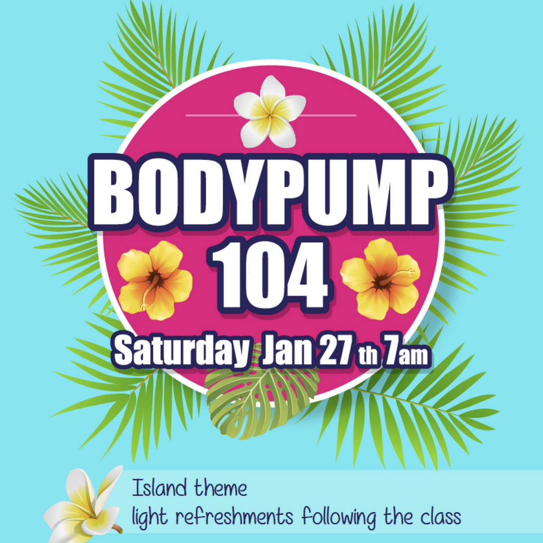 BODYPUMP 104 LAUNCH | TRAVLR Fiji & Pacific Islands