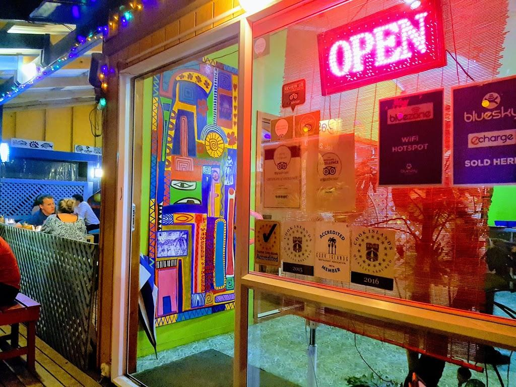 La Casita Rarotonga Mexican Cafe