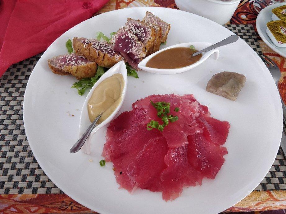 Restaurant Tiahura (Irene)