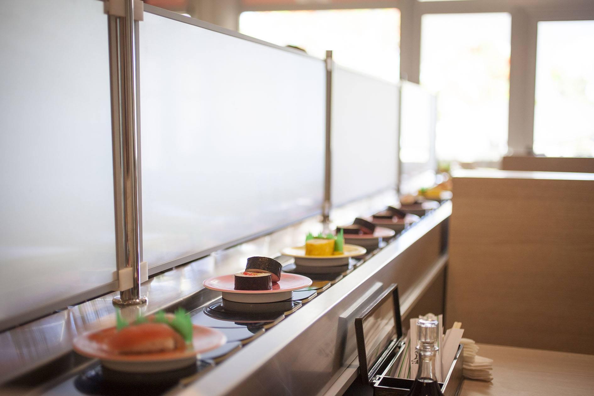 Tanuki Sushi Train