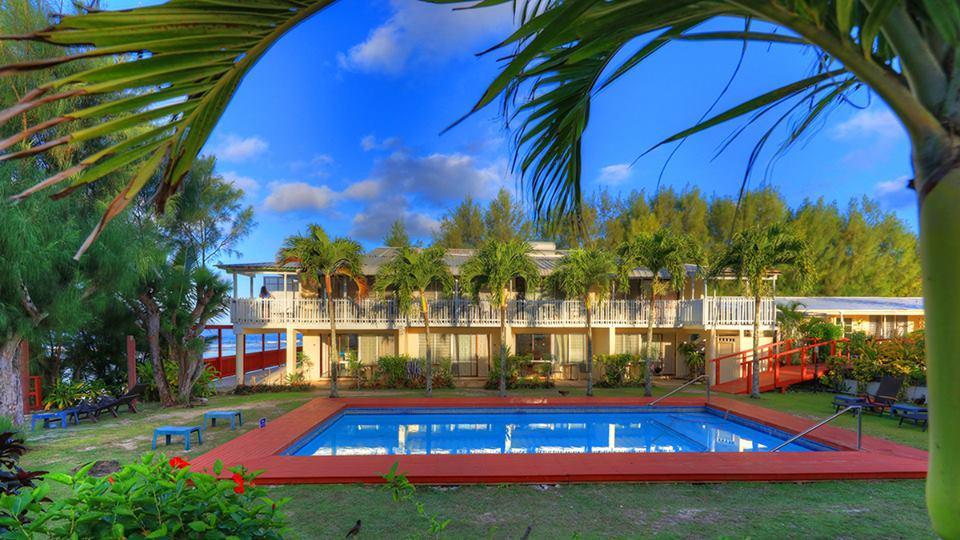 Kiikii Inn & Suites - Rarotonga