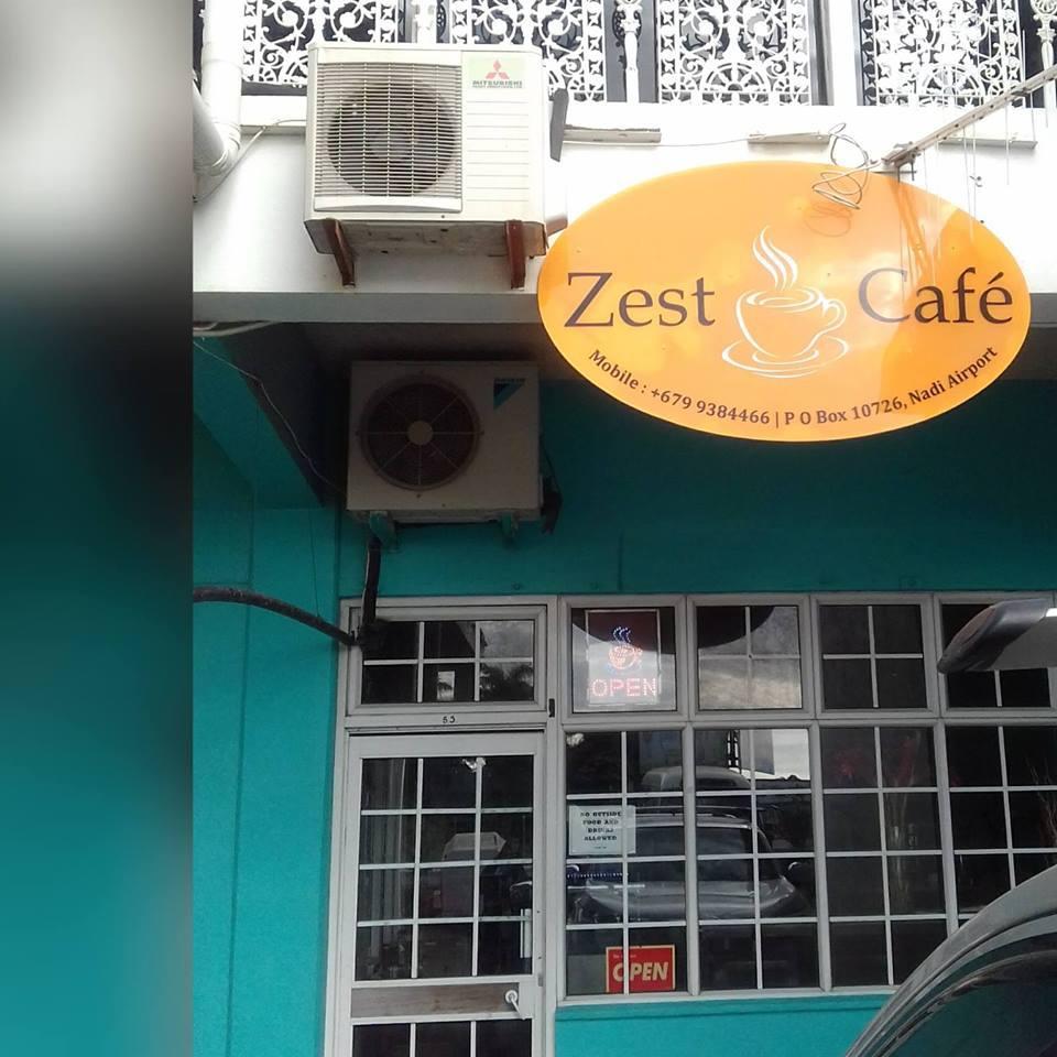 Zest Cafe