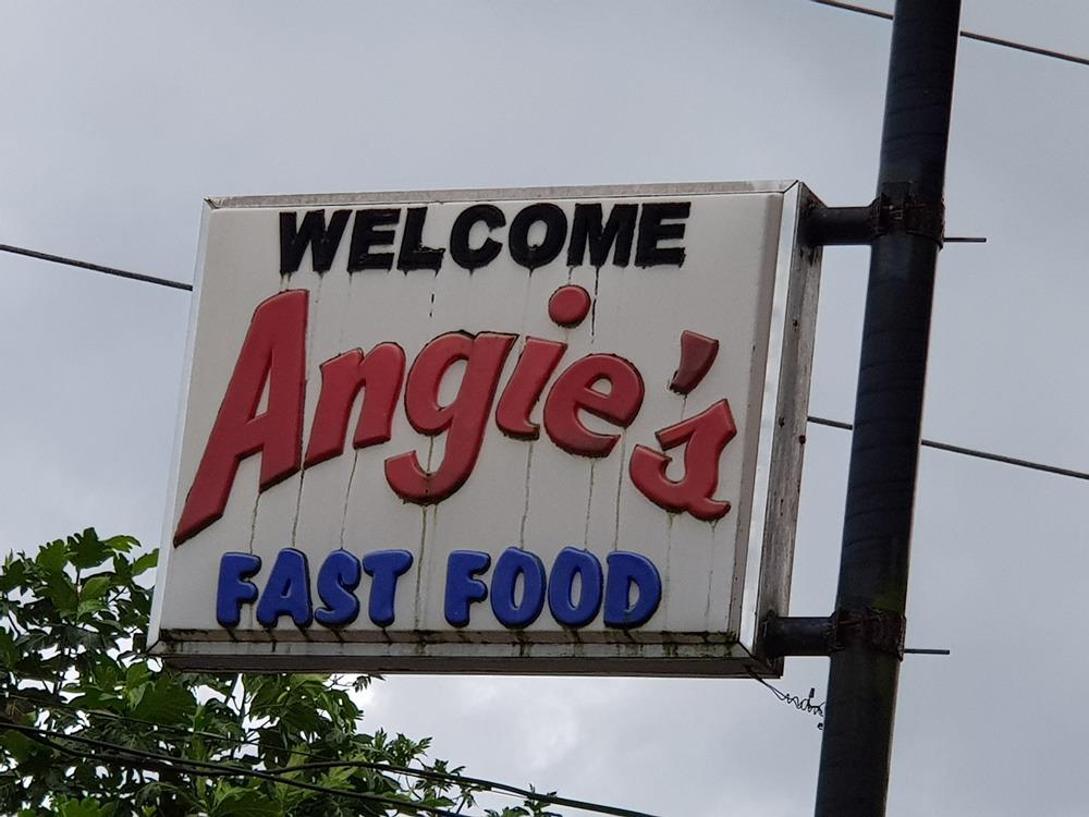 Angie's Fast Food