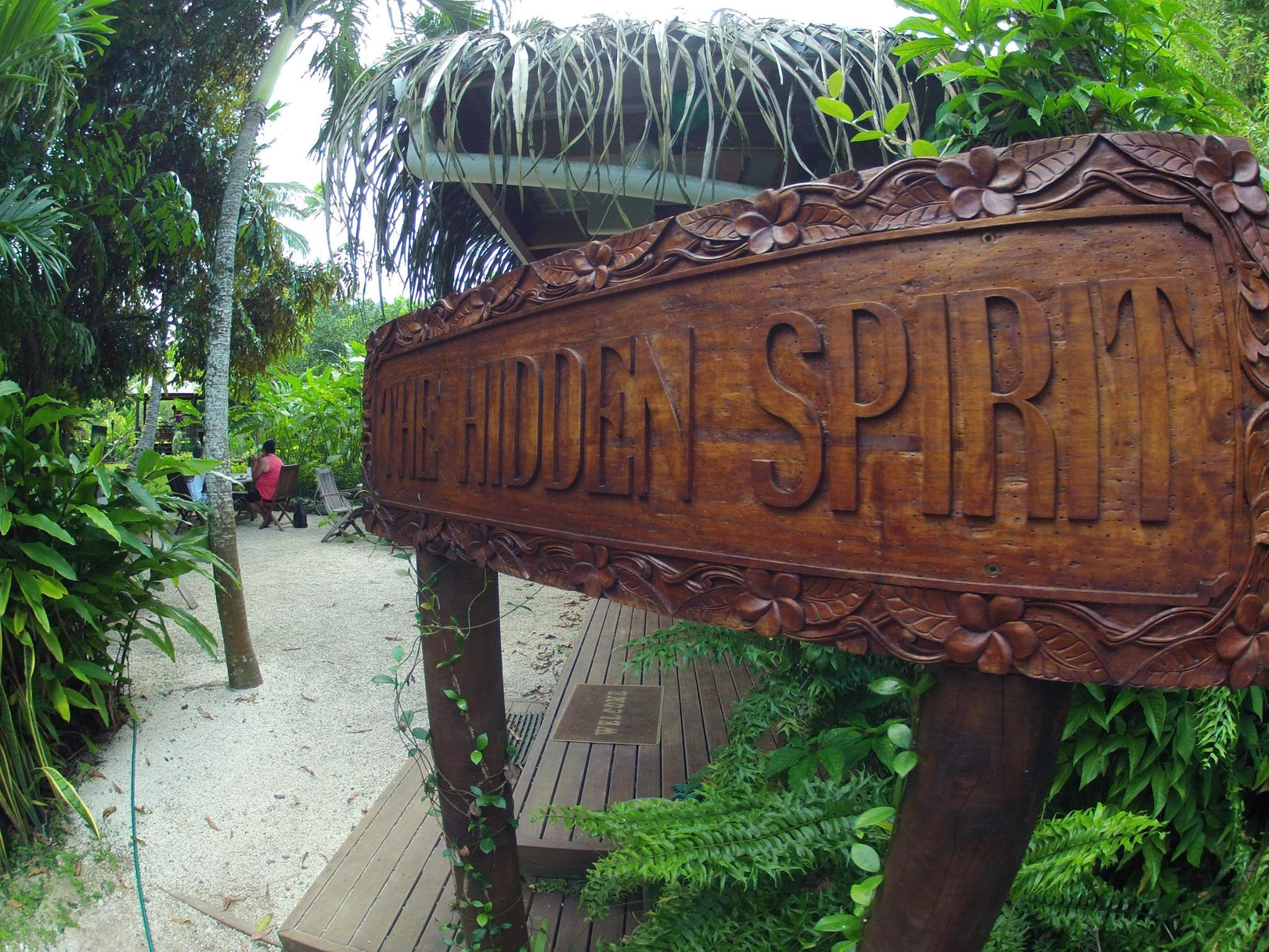 Hidden Spirit Cafe