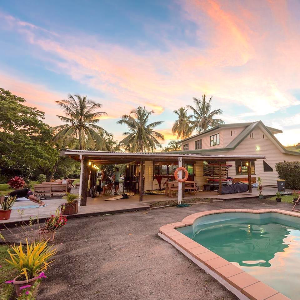 Rendezvous Surf Camp Fiji