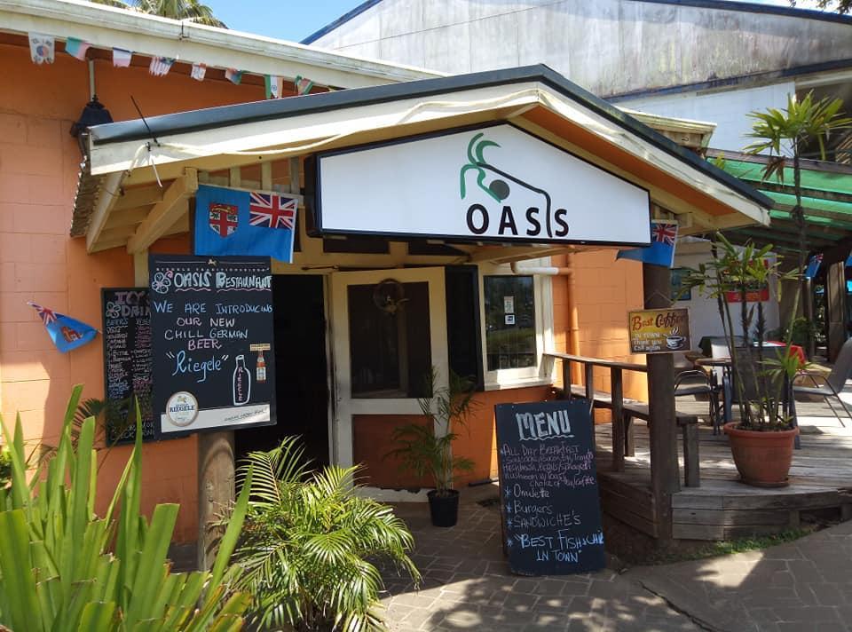 Oasis Restaurant Fiji