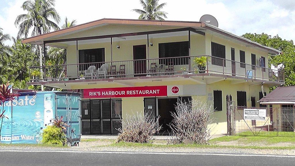 Ric's Harbour Restaurant And Curry House