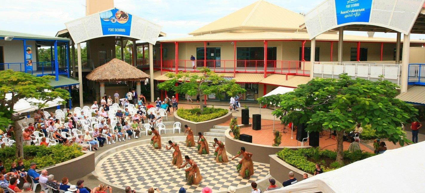 Port Denarau Shopping Centre