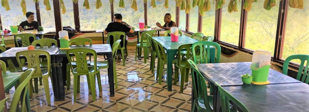 Restaurante Amizade Maubisse