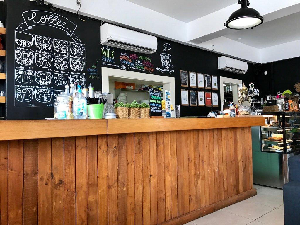 Milani Caffe' Ltd
