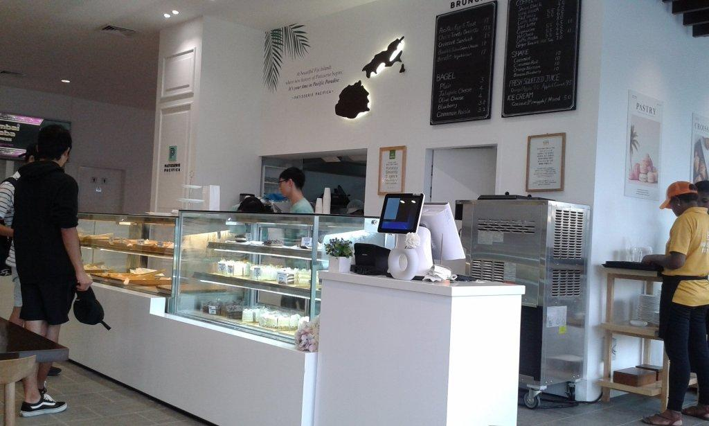 Patisserie Pacifica
