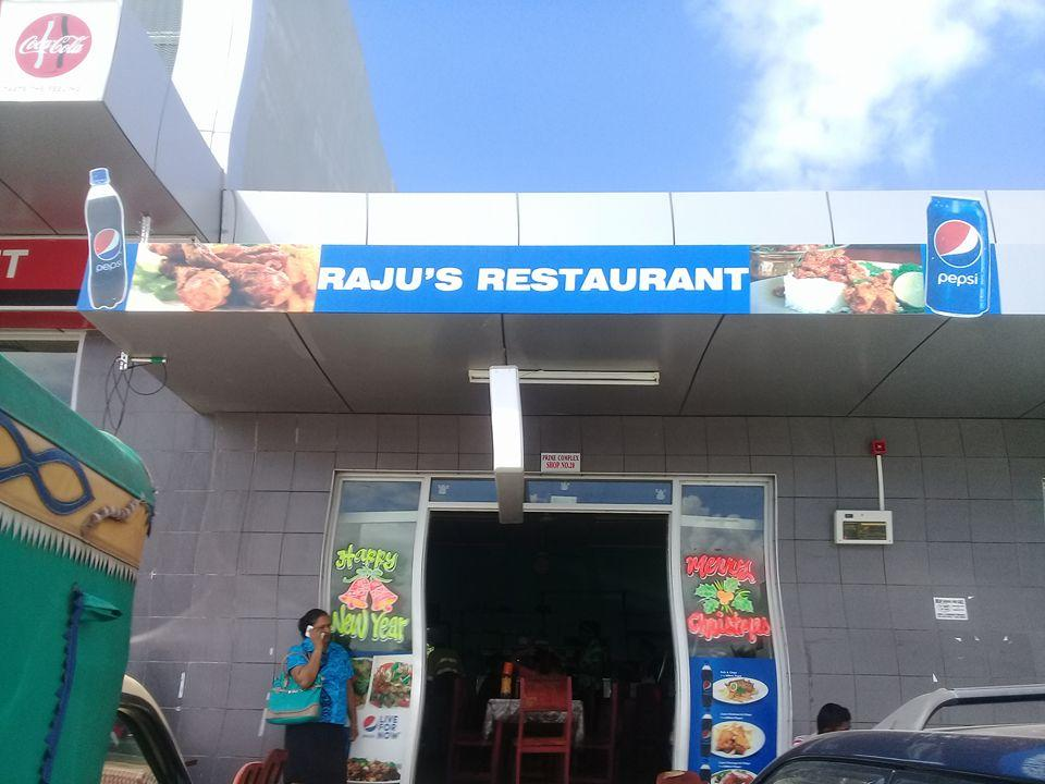 Raju's Indian Fast Food