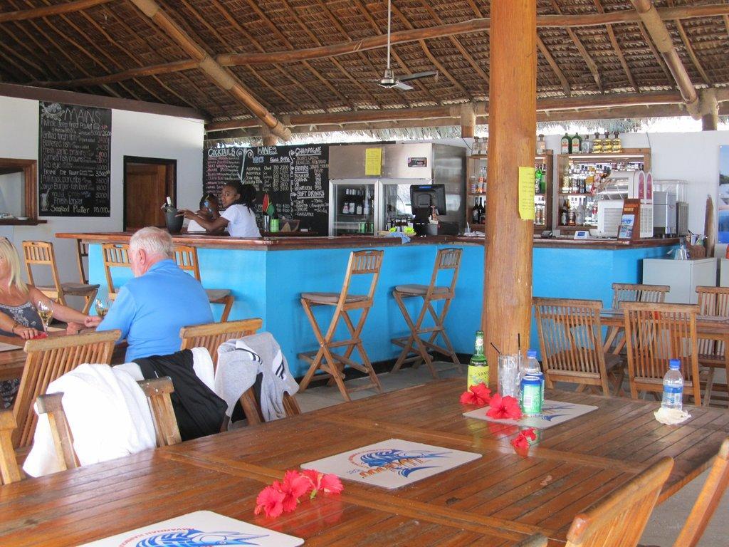 Wahoo Bar N Grill Vanuatu