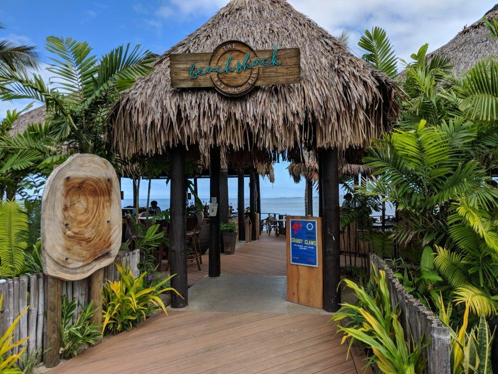 The Beach Shack Bar & Grill