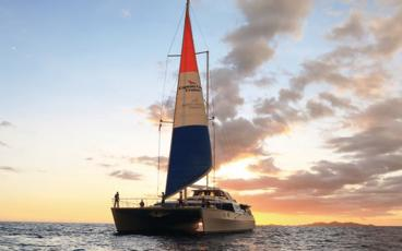 Set Sail around Fiji with Captain Cook Cruises Fiji