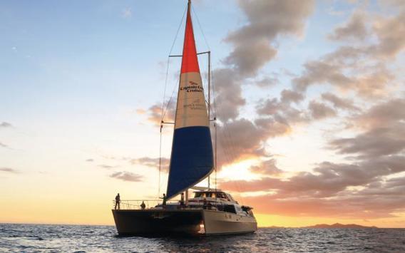 Set Sail around Fiji with Captain Cook Cruises Fiji