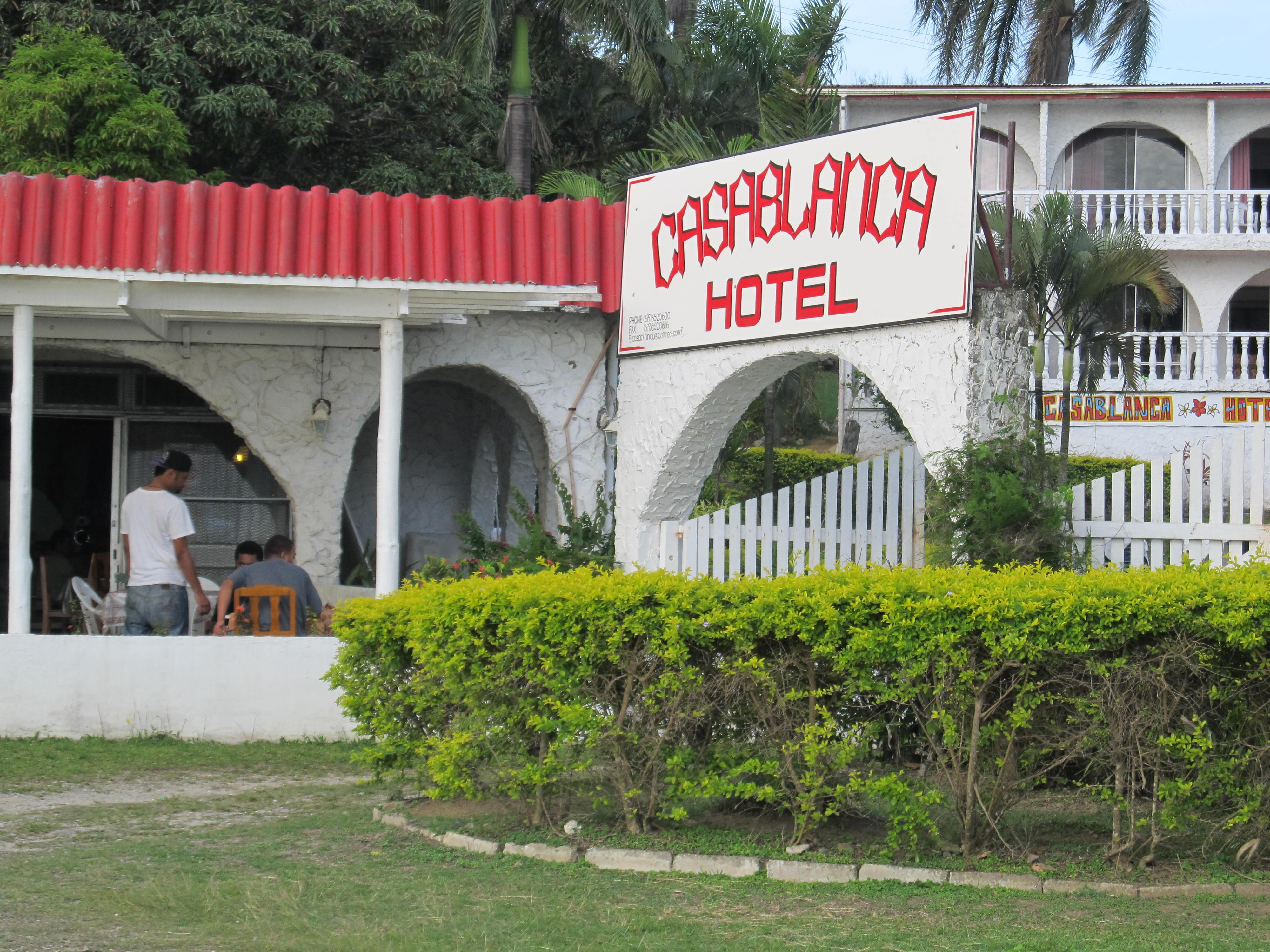 Casablanca Hotel Fiji