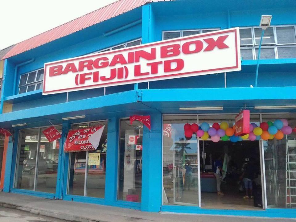 Bargain Box (FIJI) LTD