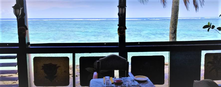 Vilisite's Seafood Restaurant (beachside)