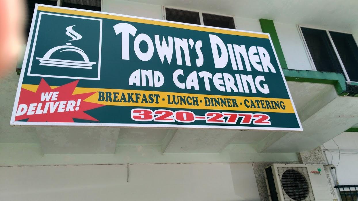 Town's Diner