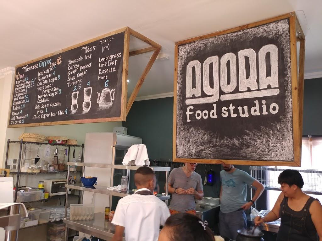 Agora Food Studio