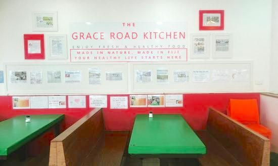 Grace Road Kitchen Nausori