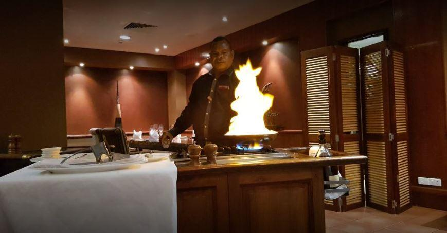 Rapala Restaurant at Crowne Plaza Port Moresby