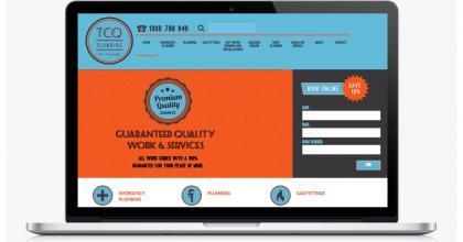 TCQ Plumbing Website