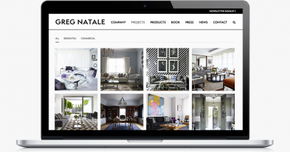 Greg Natale Drupal and Shopify Website