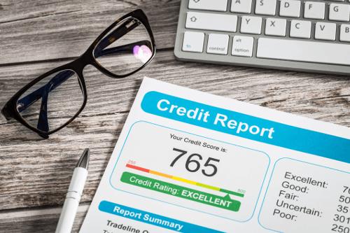 Business Loans Credit Score