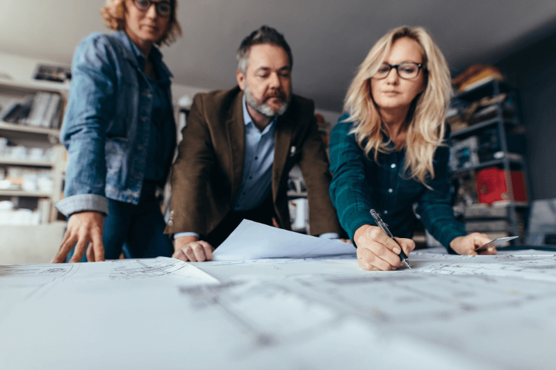 Business Loans For Architects - Staff