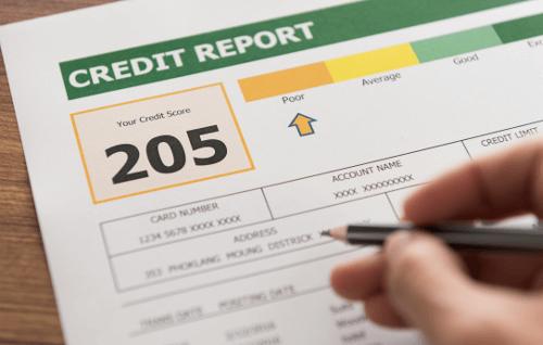 Business Loans Credit Score Low