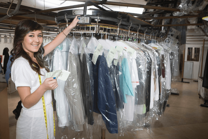 Business Loans For Dry Cleaners Staff