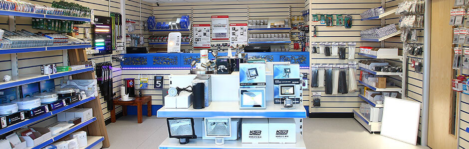 Loans For Electricians - Stock & Supplies