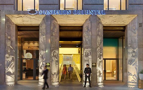 Mandarin-Oriental-Barcelona-Exterior-Sign-Door